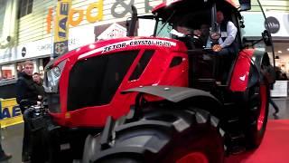 2019 Zetor Crystal HD 170 6.1 Litre 6-Cyl Diesel Tractor (171HP)