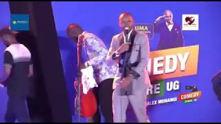 Alex Muhangi Comedy Store - Eddy Kenzo thumbnail