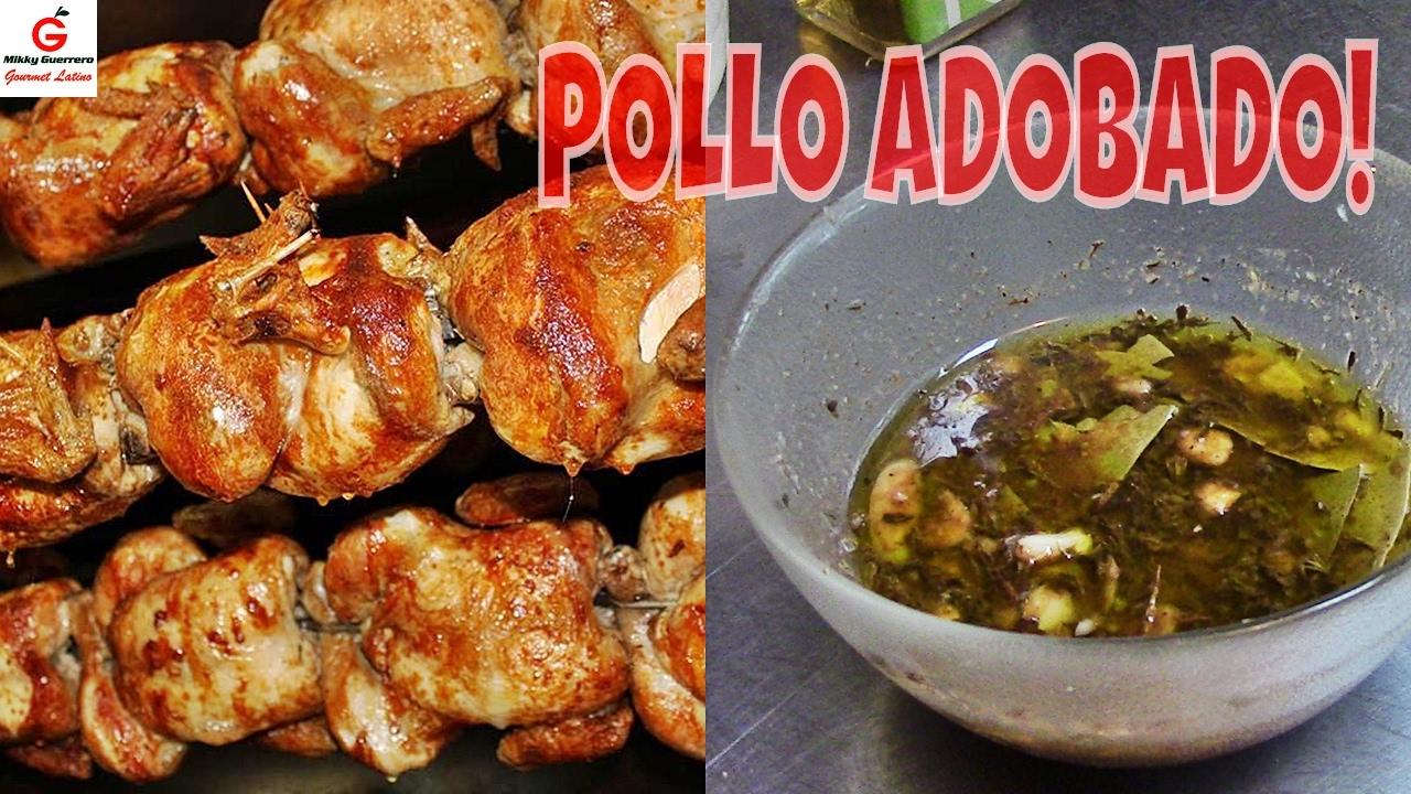 Como hacer un pollo al horno youtube - Como cocinar pollo al horno ...