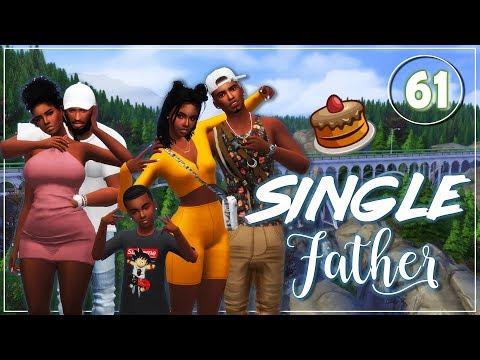 The Sims 4 😍Single Father😍 #61 Suga Mama thumbnail