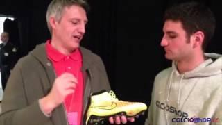 Nike Magista - Intervista a Luca Bolpagni - Athlete Service Director Nike