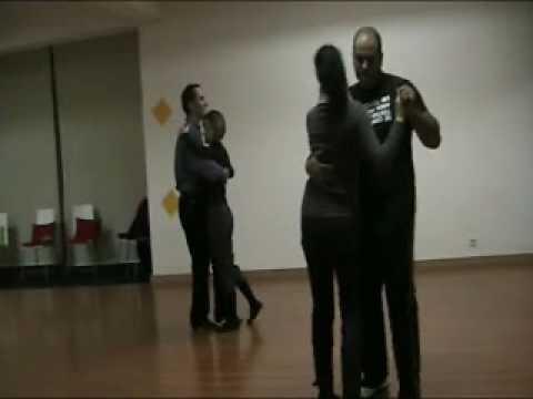 Kizomba na Academia de Dança Hugo Torres