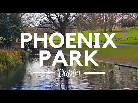 Phoenix Park Dublin - Largest Enclosed Recreational Space