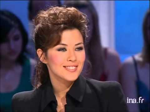 Interview Mylène Jampanoï - Archive INA streaming vf