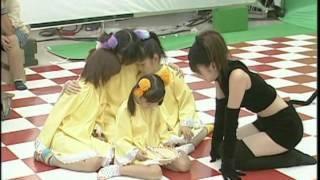 11年前のミニモ二。じゃムービー お菓子の大冒険! Berryz工房 須藤茉麻...