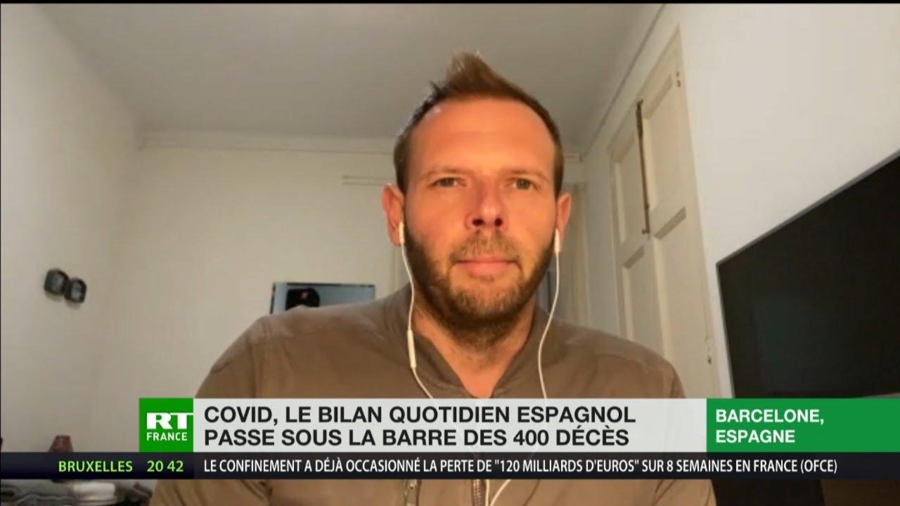Coronavirus : en Espagne, la crainte d'une deuxième vague