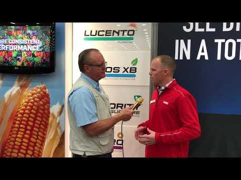 FMC Looks Toward 2019 Season with Lucento | AgWired