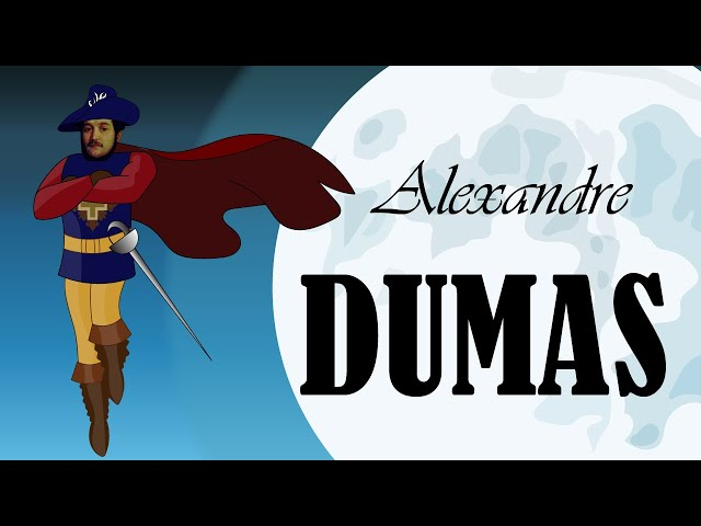 Biographie Alexandre Dumas