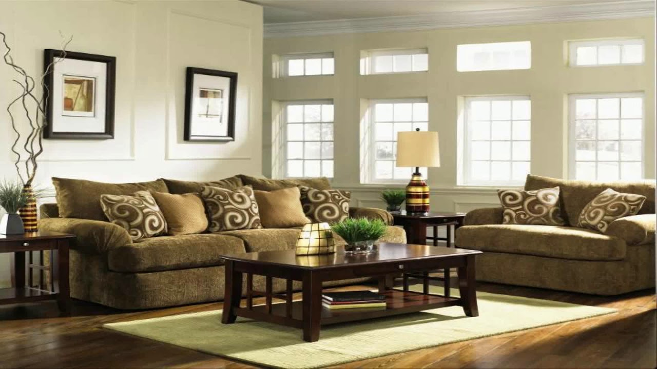 Living Room Color Ideas For Light Brown Furniture