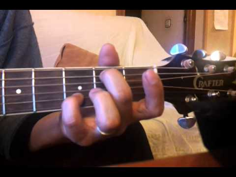 Soldier boys and jesus freaks chords - YouTube