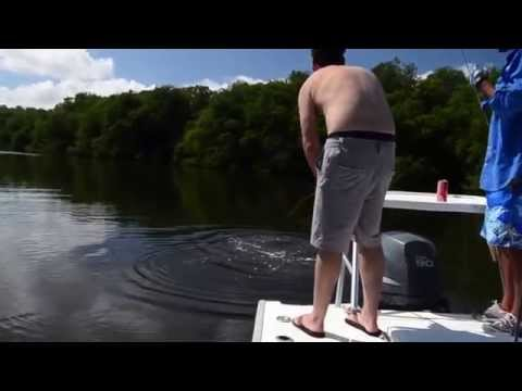 Tarpon Fishing On Light Tackle In Puerto Rico With Caribbean Outfitters