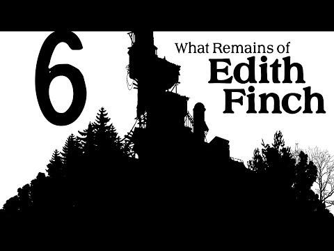 """What Remains of Edith Finch German Gameplay """"Der Wahrheit letzter Schluss"""" #06"""