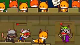 Развивающий мультик - игра ударный отряд котят серия 4 -   мультфильмы для детей
