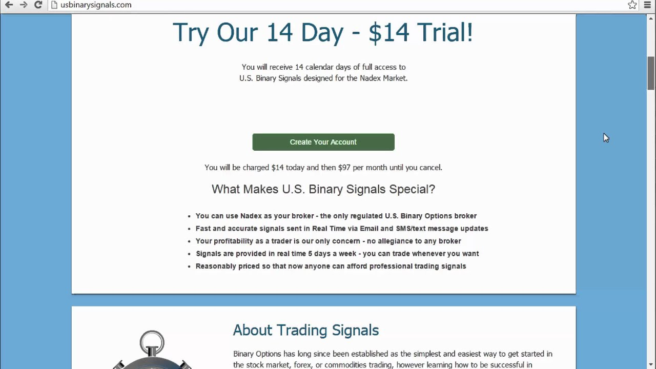How to make 0 a day trading binary option in usa