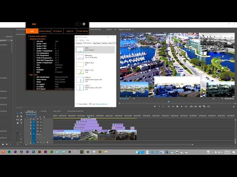 Premiere Pro VS Davinci Resolve 4K h.264 real time performance