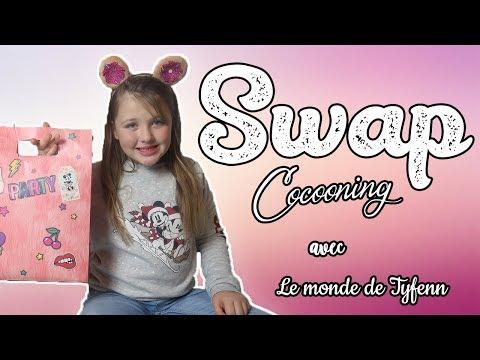 SWAP avec LE MONDE DE TYFENN || Studio Lucornah