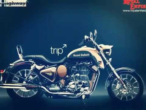 Royal Enfield new 400cc 600cc 2018 2019 - YouTube