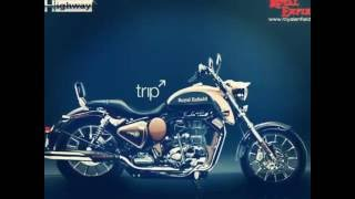 Royal Enfield new 400cc 600cc 2017