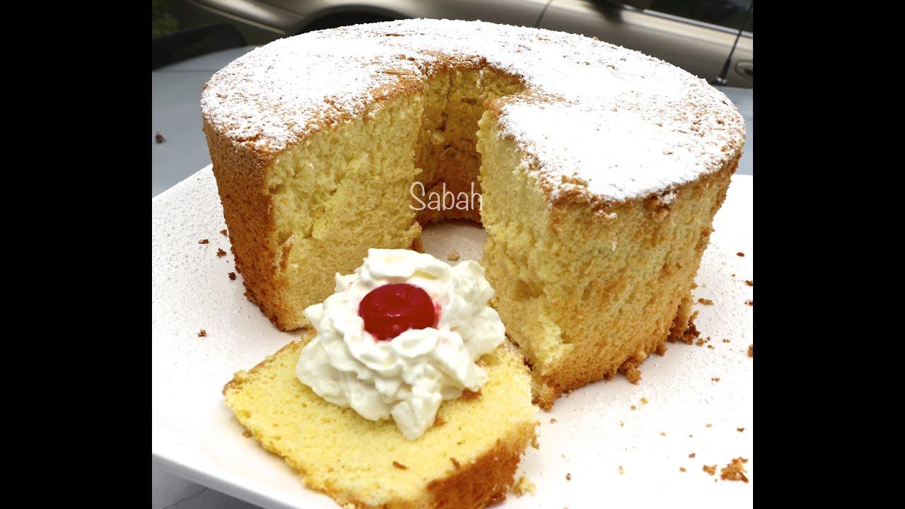 Sponge Cake Recette Rapide