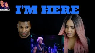 Cynthia Erivo I'm Here Definitive Version| REACTION