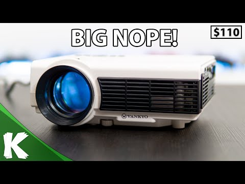 Vankyo Leisure 3W Indepth Review | Is a Budget Small Projector Any Good?