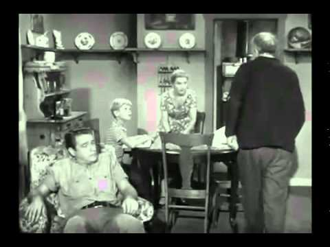 The Real Mccoys Season 1 Episode 14 Grandpa And The Driver's License