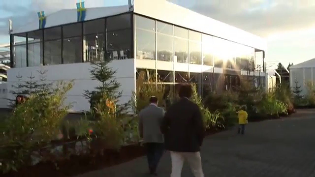 & HTS 2013 Tent Expo - YouTube