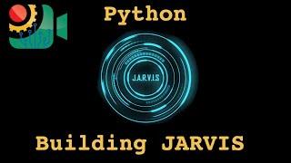 Project 1: Iron Man Jarvis AI Desktop Voice Assistant
