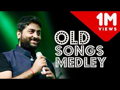 Arijit Singh - Old Songs Medley 2017