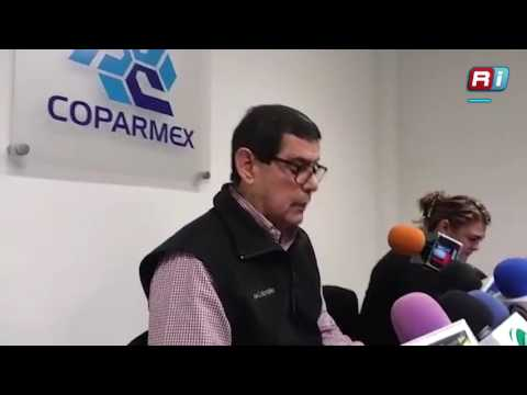 Gabinete de Álvaro Ruelas; pago de cuota  Coparmex