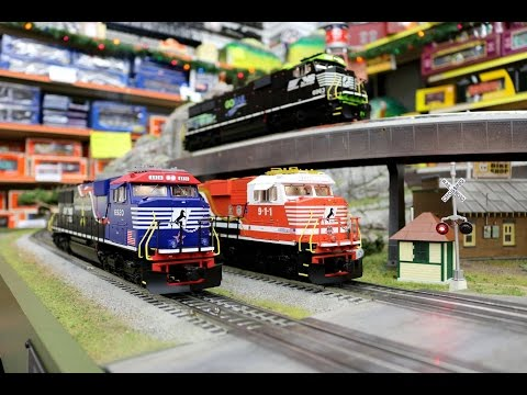 Lionel SD60E Norfolk Southern Legacy Engines