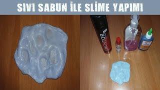 Sıvı Sabun Ve Traş Köpüğü Kullanarak Slime Yapma  Kolay Ve Kısa Sürede Slime Yapın