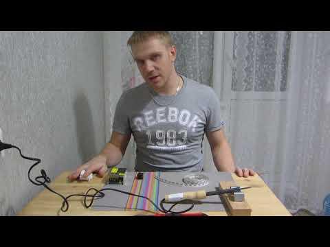 Простой монтаж светодиодной ленты на кухне от А до Я
