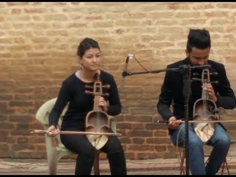 Rajamati Sarangi Music 4k video