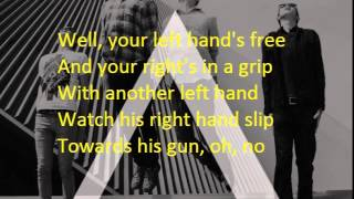 Alt-J   Left hand free (Lyrics)