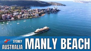 Welcome to Manly Beach - Drone Footage | Fazer as Malas