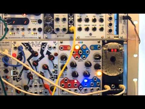 DIY Turing Machine Random Looping Sequencer demo