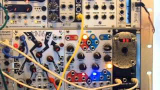DIY Turing Machine Random Looping Sequencer demo