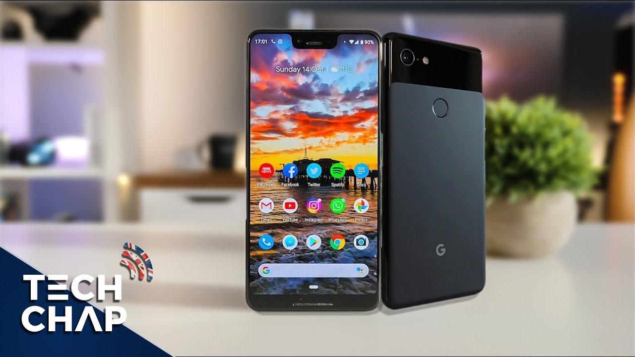 Pixel 3 XL Full Review - Don't Buy It! | The Tech Chap