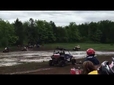 XMR 570  Hurley, WI Memorial Day 2016