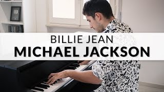 Michael Jackson - Billie Jean | Piano Cover