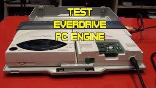 TEST Everdrive PC Engine