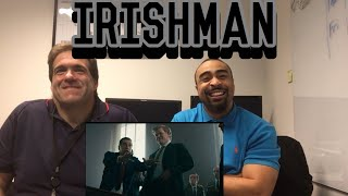 THE IRISHMAN Official Trailer  Reaction (Jimmy Fallon)