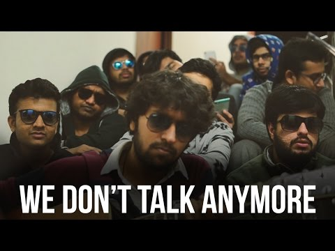 We don't talk Anymore | C9 Hostel Video (IIFT Batch of '18)