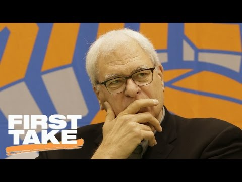 Max Rants Over Knicks' Struggles | First Take | May 17, 2017