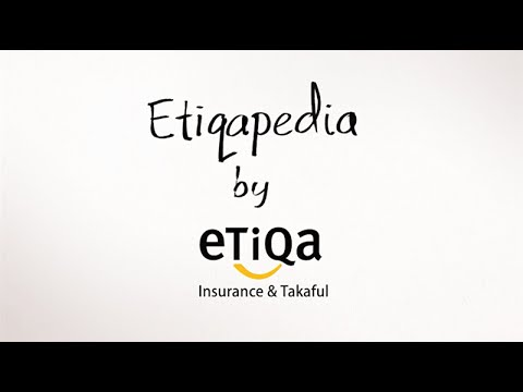 Etiqapedia - Chapter 1: Motor Insurance & Takaful