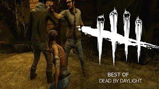 BEST OF DEAD BY DAYLIGHT - Die besten Szenen | Gronkh, Pandorya, Curry & Tobinator #4