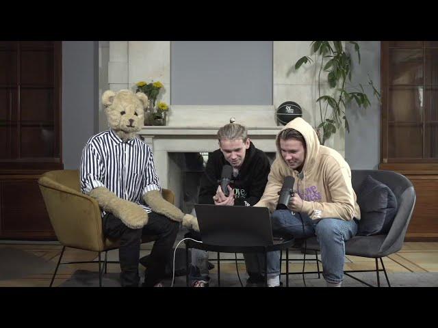 Marcus & Martinus – Livestream before premiere!