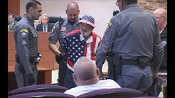 Man arrested for wearing a hat at Mohave County Meeting AZ