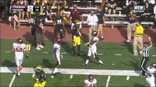 2013: Michigan 59 Central Michigan 9